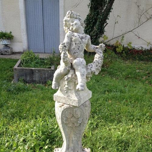 Cognac Rody Batchu Statue