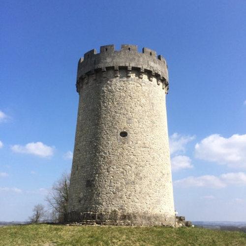 Cognac Rody Tower